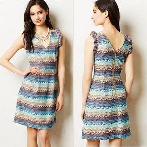 Anthropologie Tabitha Teahouse Dress